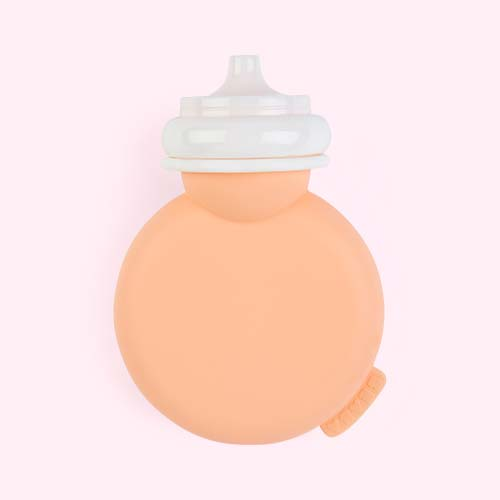 Nude Beaba Re-usable Baby Food Pouch