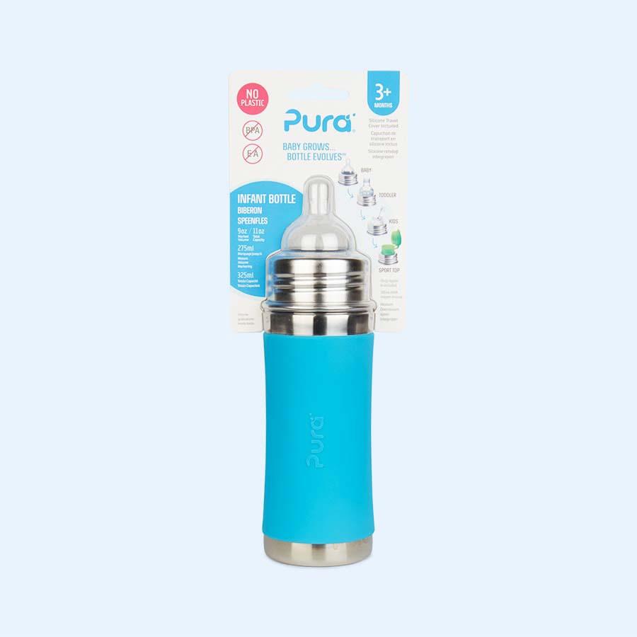 Aqua Pura 11oz Infant Bottle