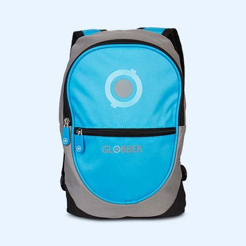 Sky Blue Globber Little Backpack