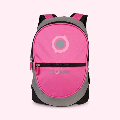 Pink Globber Little Backpack