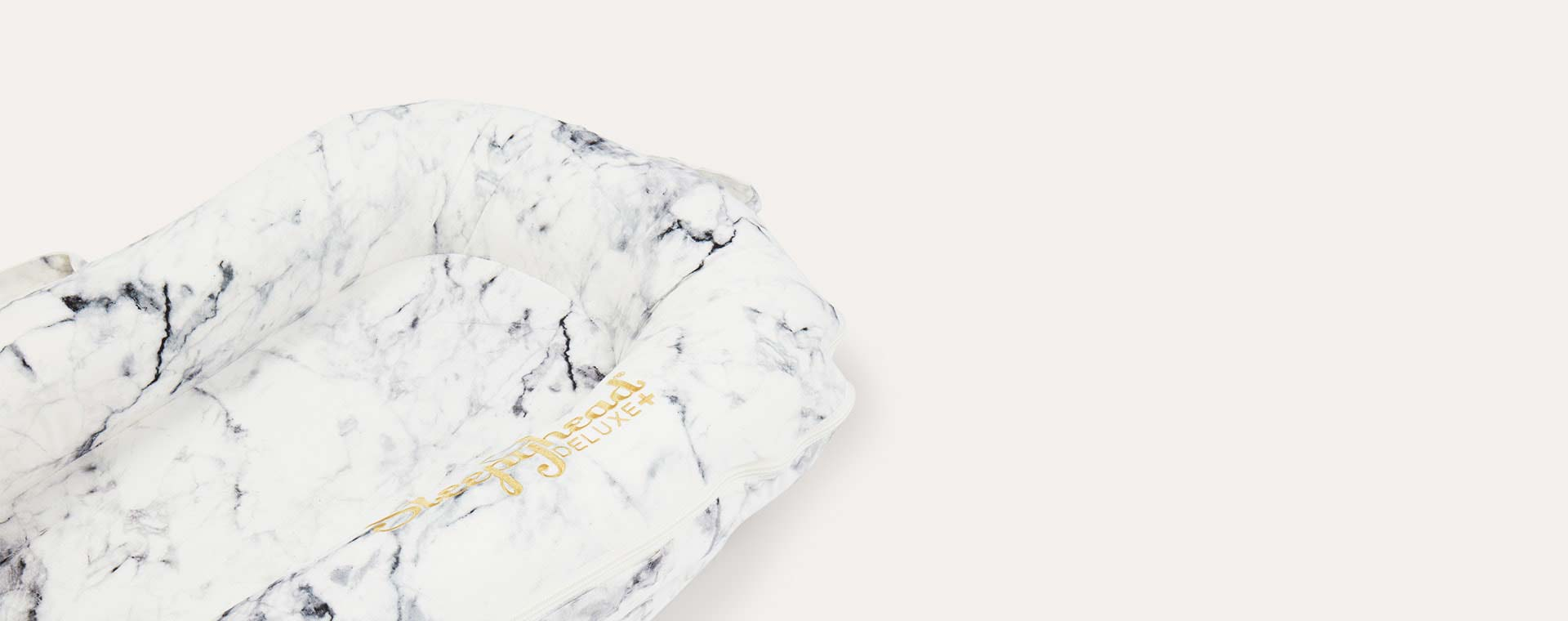 Carrara Marble Sleepyhead Deluxe+ Baby Pod Replacement Cover
