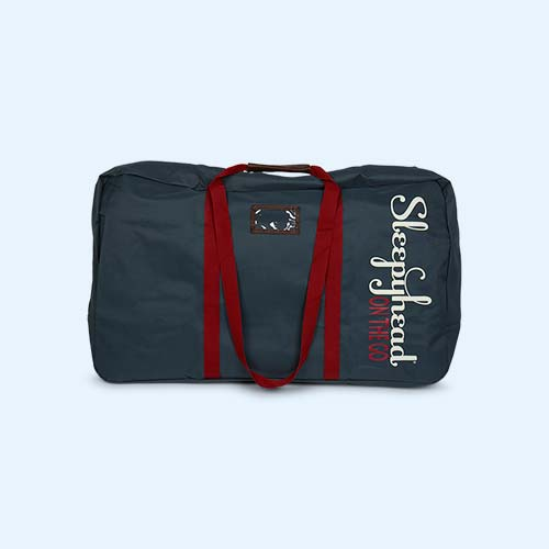Midnight Teal Sleepyhead Deluxe Baby Pod Travel Bag