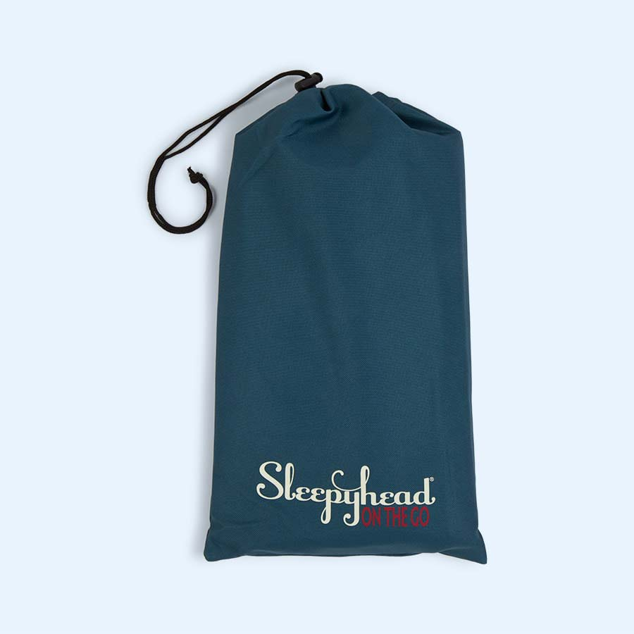 Midnight Teal Sleepyhead Deluxe Baby Pod Travel Bag