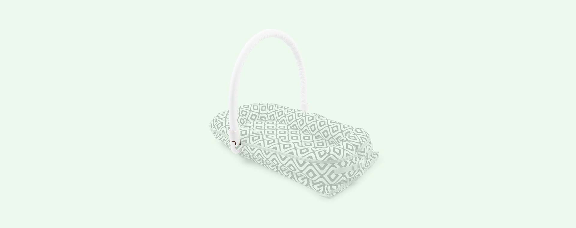 White Sleepyhead Baby Pod Toy Arch