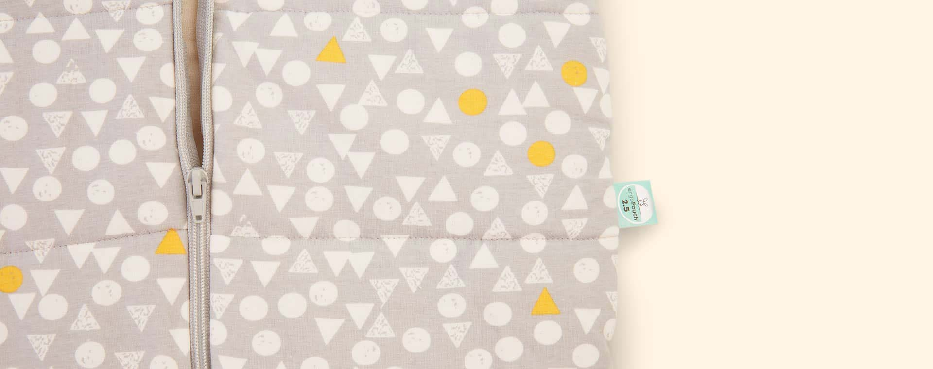 Triangle Pop Ergopouch Ergococoon 2.5 Tog
