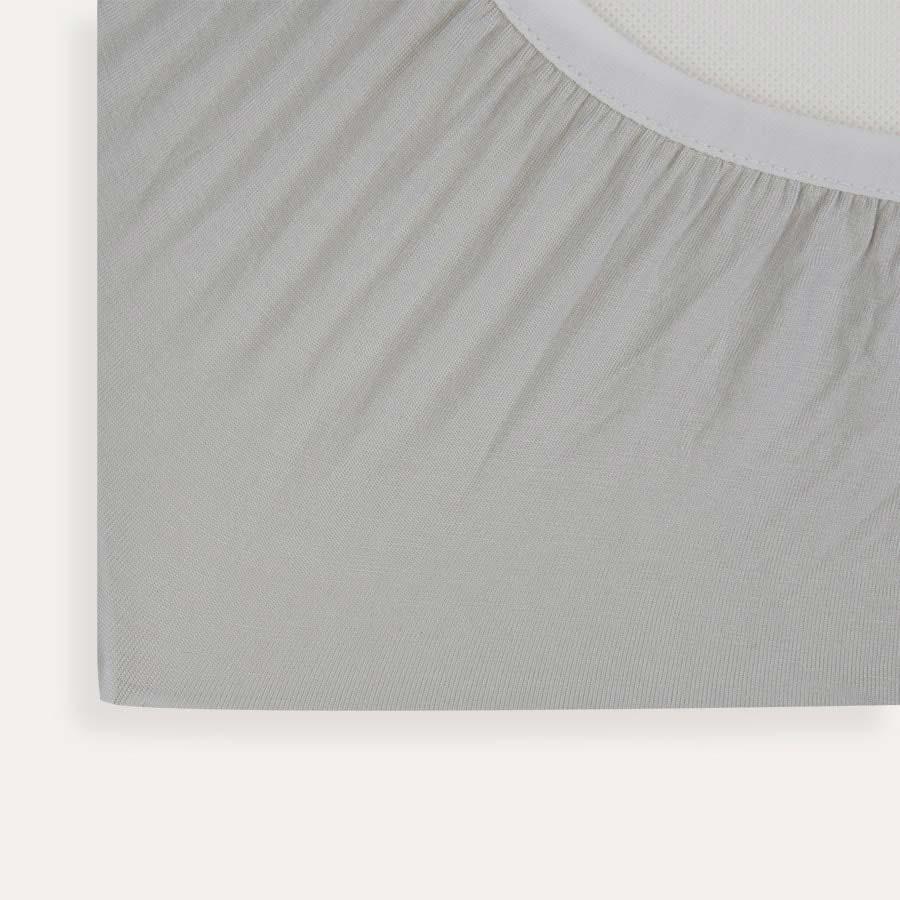 Grey Ergopouch Bamboo Stretch Sheet