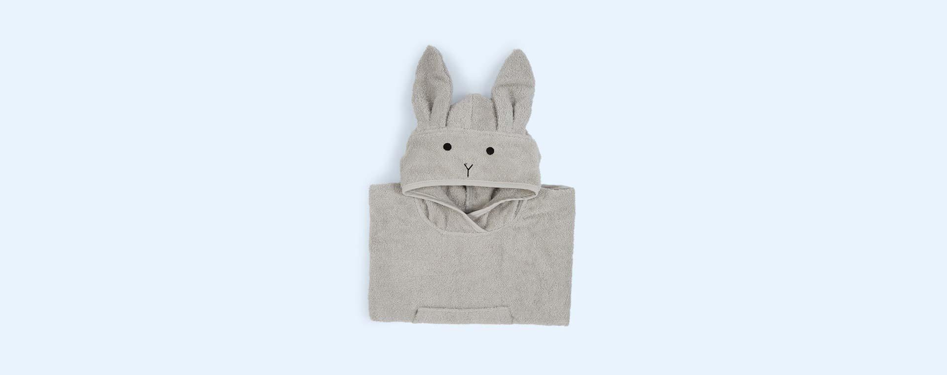 Rabbit Bumbo Grey Liewood Orla Poncho