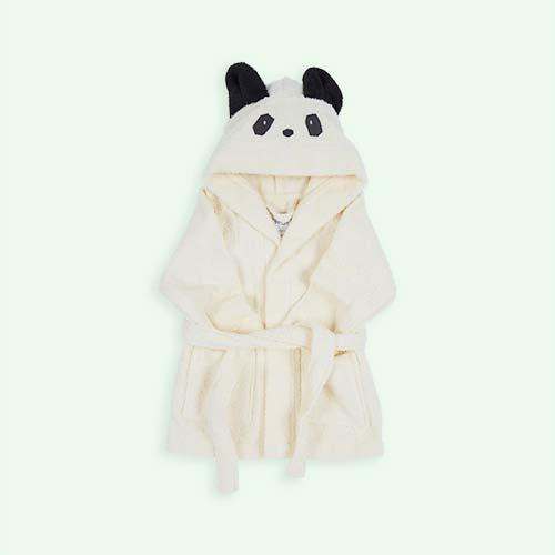 Panda Creme de la Creme Liewood Lily Bathrobe