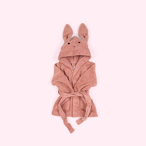 Rabbit Rose Liewood Lily Bathrobe