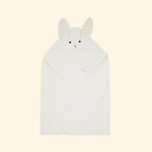 Rabbit Creme de la Creme Liewood Augusta Hooded Towel