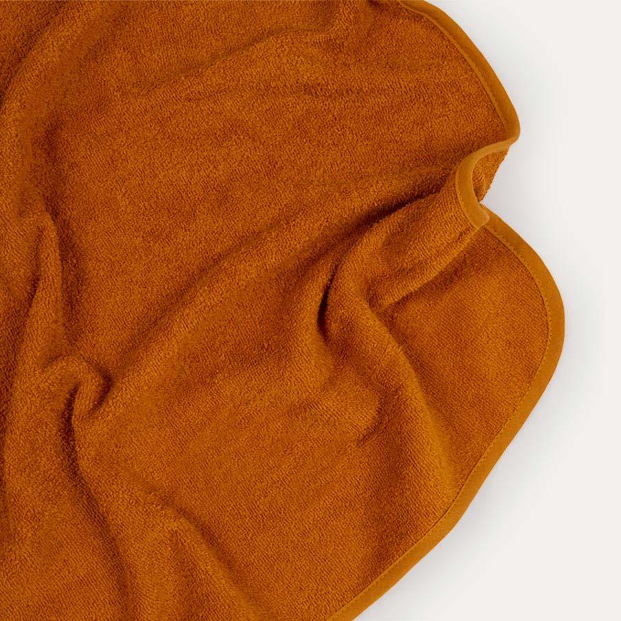 Rabbit Mustard Liewood Augusta Hooded Towel