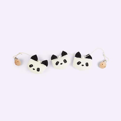 Panda Creme de la Creme Liewood Holger Pram Chain