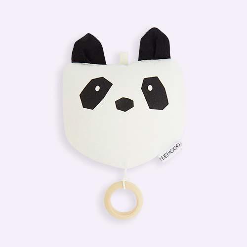 Panda Creme de la Creme Liewood Alma Music Mobile