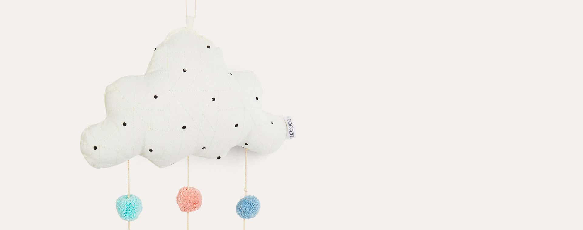 Classic Dot Liewood Clara Cloud Mobile Large