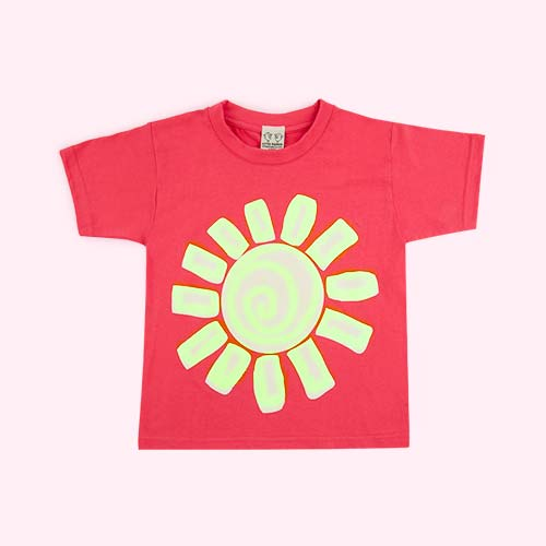 Sun Little Mashers Tee Light - Glow in the Dark T-Shirt