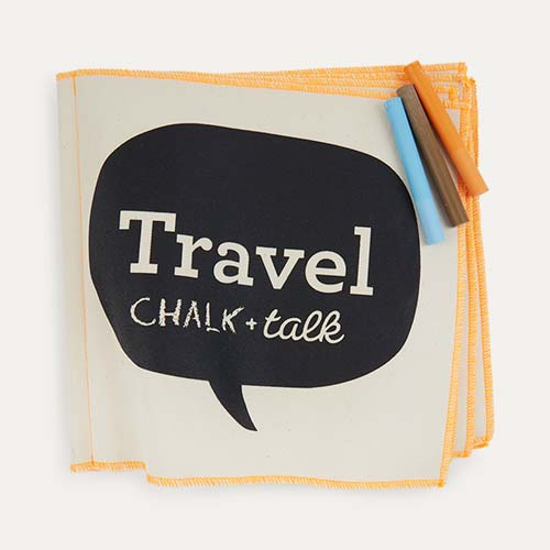 Travel Little Mashers Chalk and Talk - Chalkboard Book