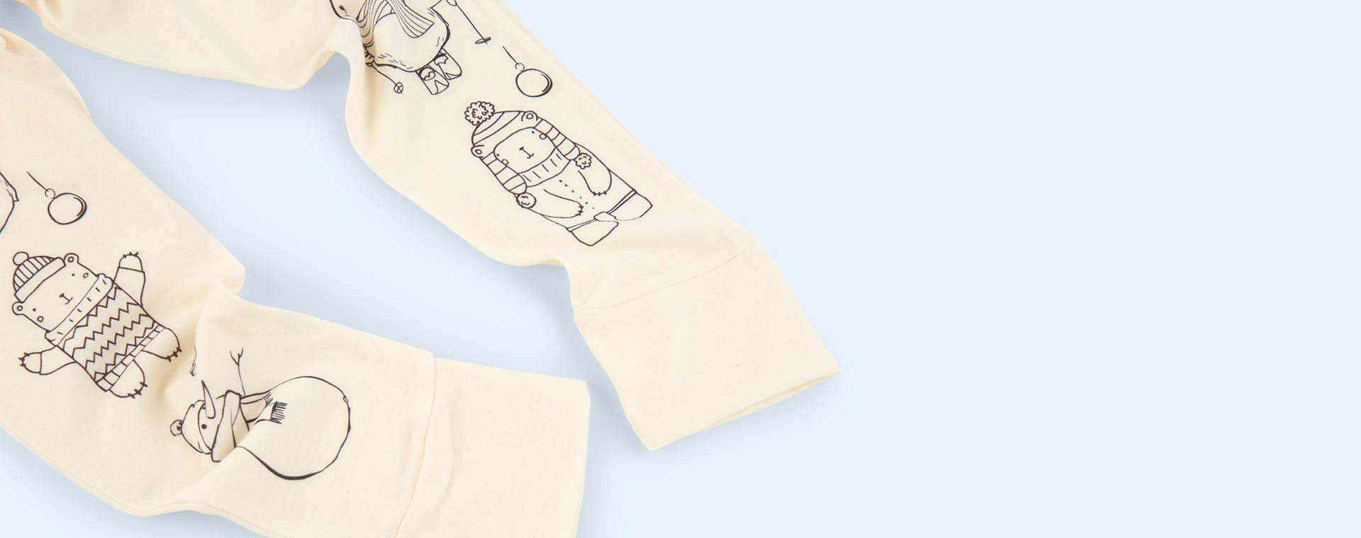 Cutesy Christmas Selfie Clothing Co Colour-In Pyjamas 3-4 years