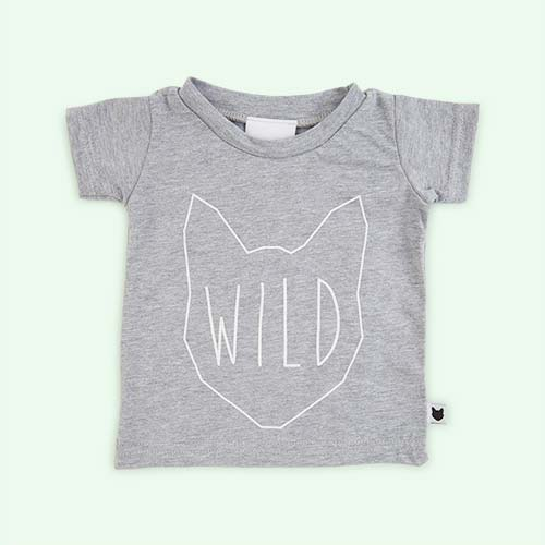 Grey tobias & the bear Wild Tee