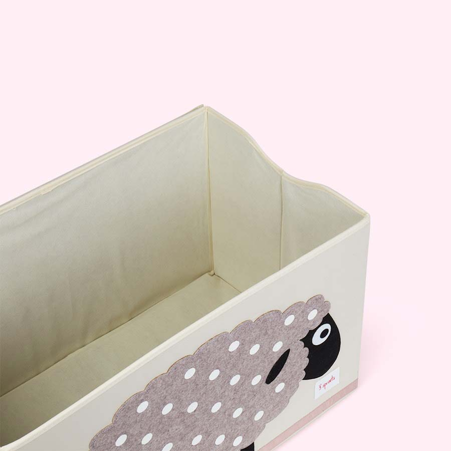 Sheep 3 Sprouts Toy Chest