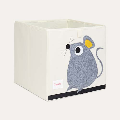 Mouse 3 Sprouts Storage Box
