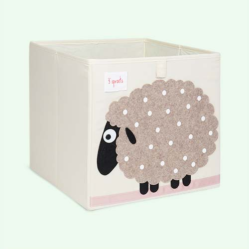 Sheep 3 Sprouts Storage Box