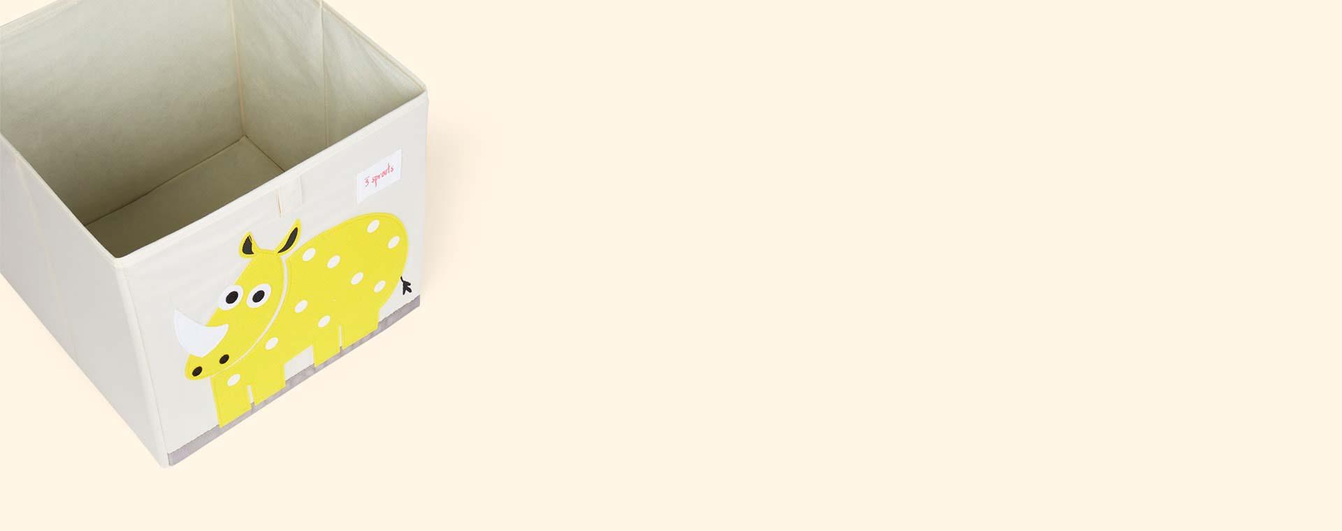 Rhino 3 Sprouts Storage Box