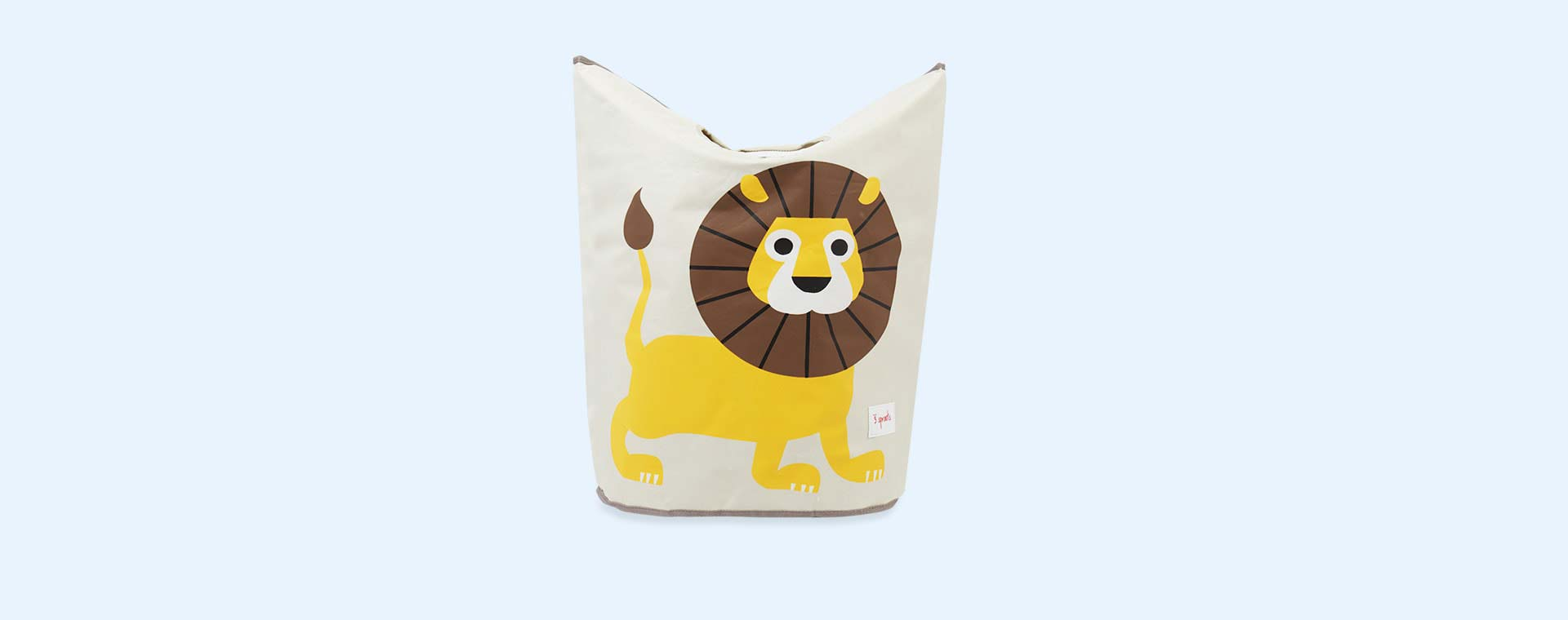 Lion 3 Sprouts Laundry Hamper