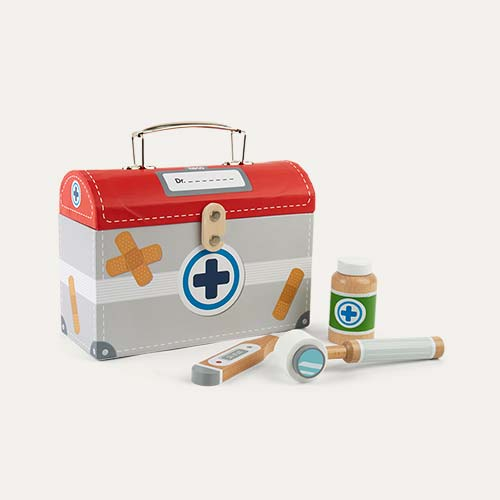 White Tidlo Doctor Play Set