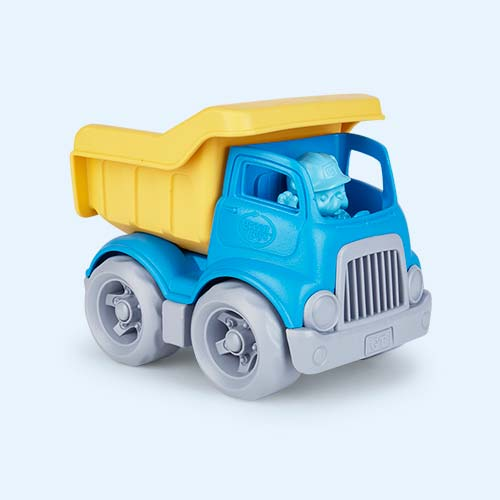 Blue Green Toys Smaller Dumper Truck
