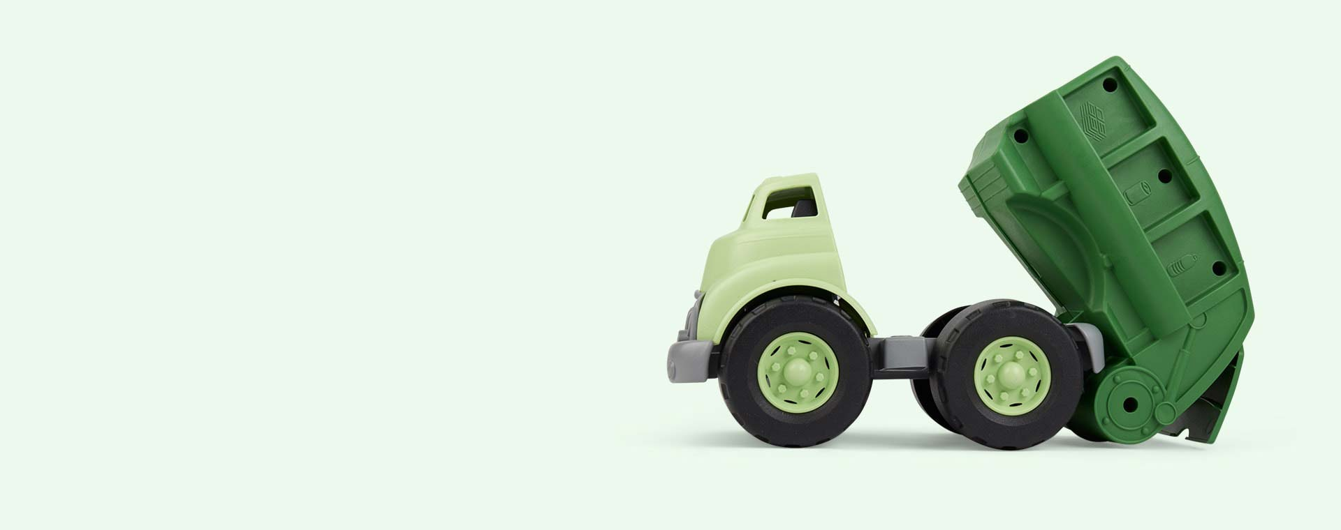 Green Green Toys Recycling Truck