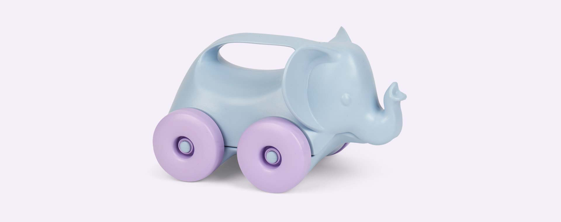 Elephant Green Toys Animals On Wheels