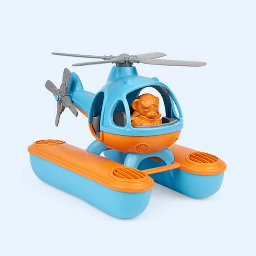 Blue Green Toys Seacopter