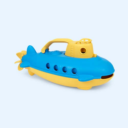 Blue Green Toys Submarine