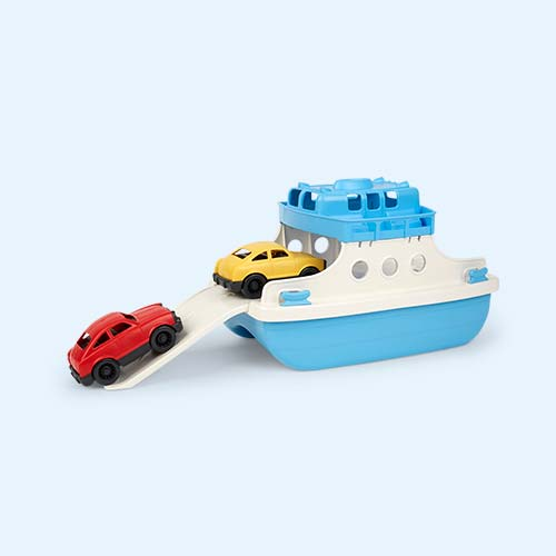 Blue Green Toys Ferry Boat