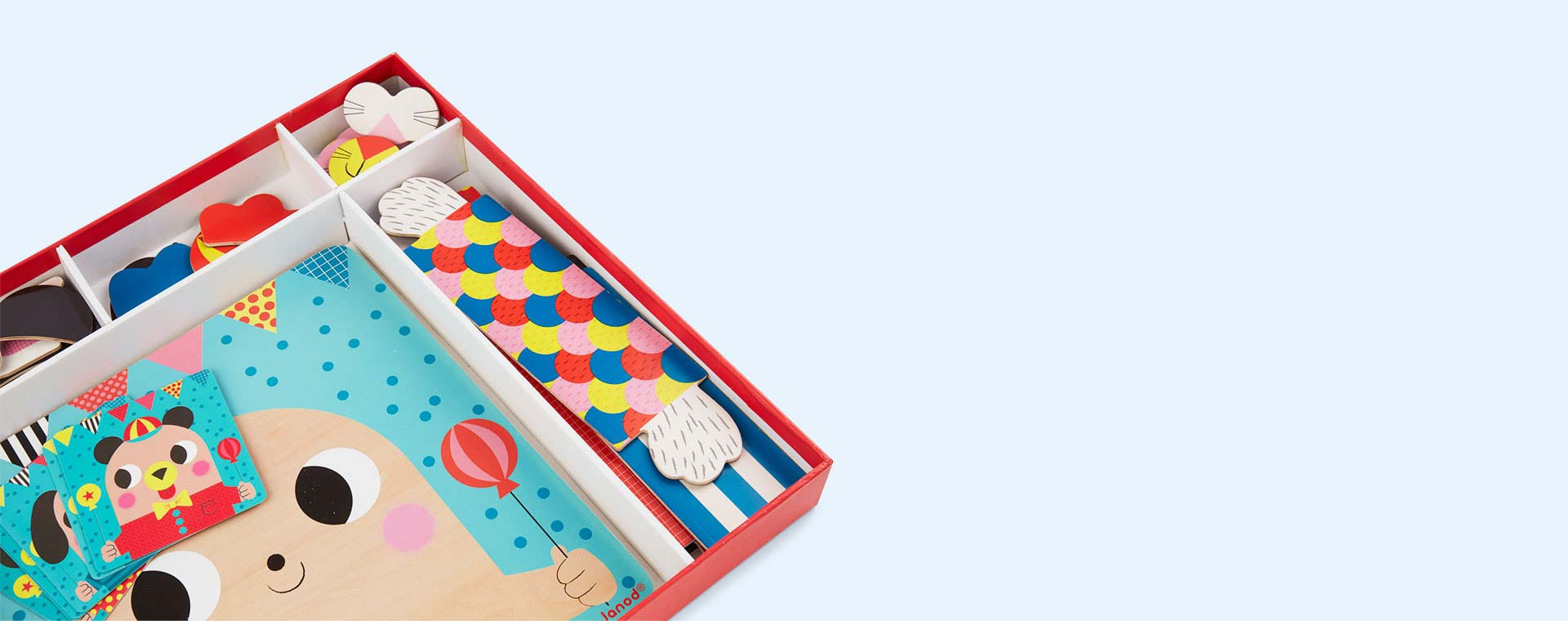 Multi Janod Magnetic Educational Game