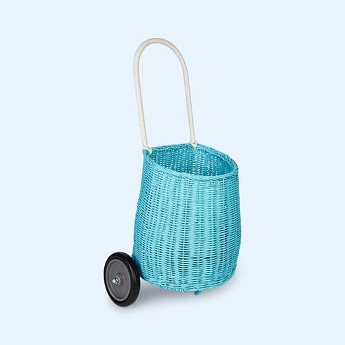 Blue Olli Ella Luggy Basket