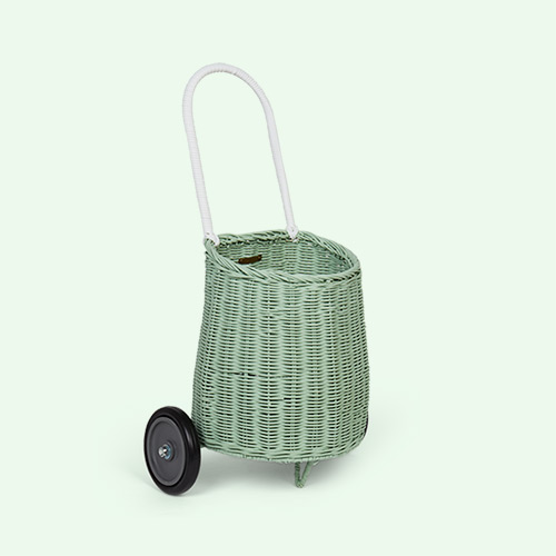Mint Olli Ella Luggy Basket