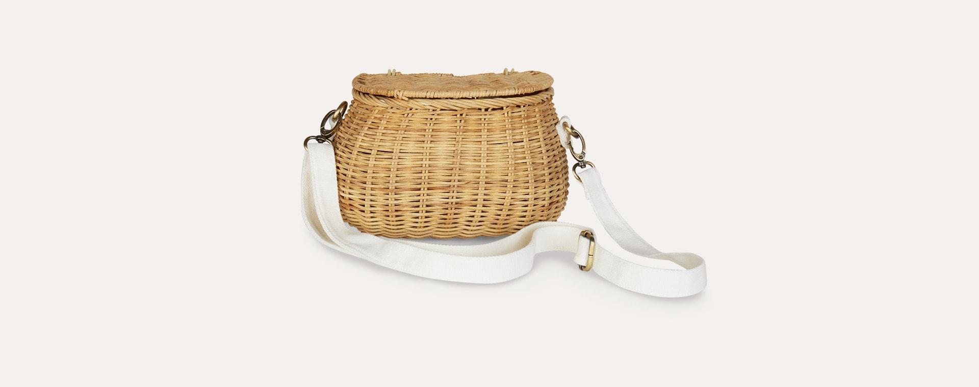Straw Olli Ella Chari Bag