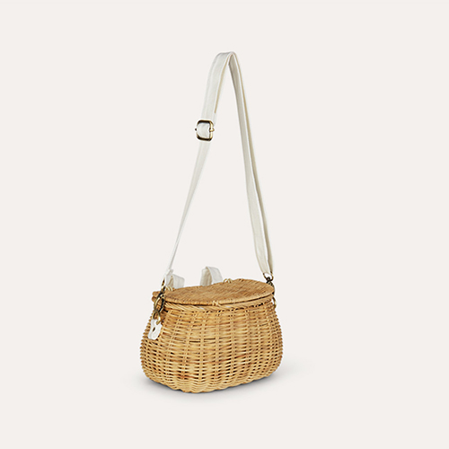 Straw Olli Ella Chari Bag