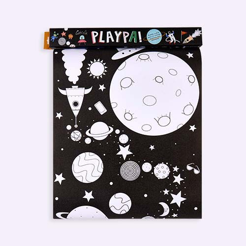 Space Olli Ella Playpa Paper Roll