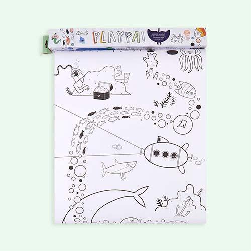 Ocean Olli Ella Playpa Paper Roll