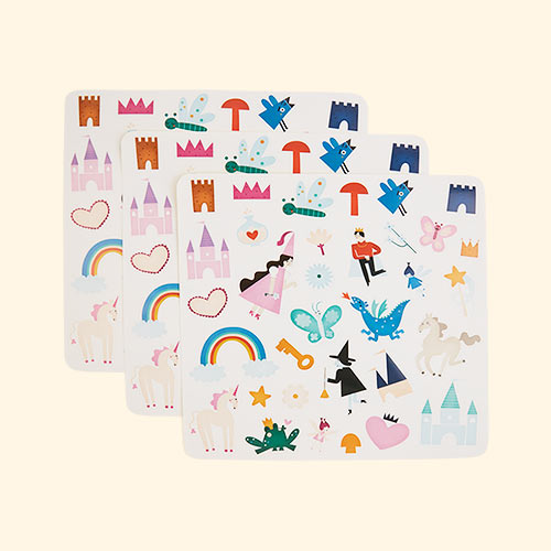 Fairy Tale Olli Ella Playpa Stickers