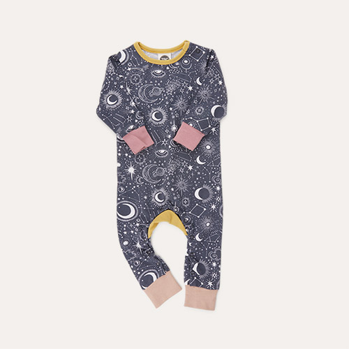 NIGHT SKY GRIASALLE The Bright Company Monty Sleepsuit