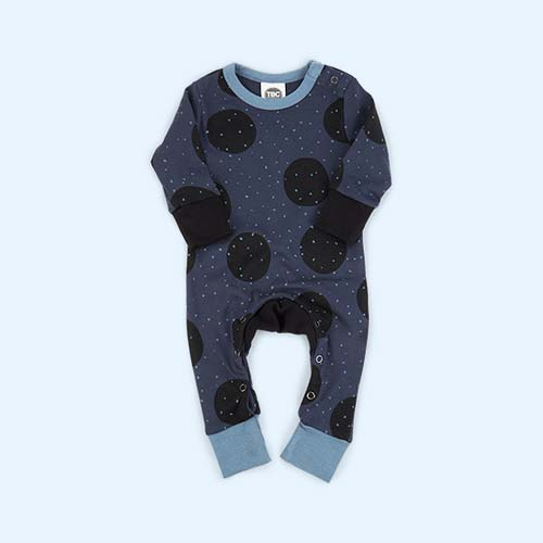 India Ink The Bright Company Monty Sleepsuit