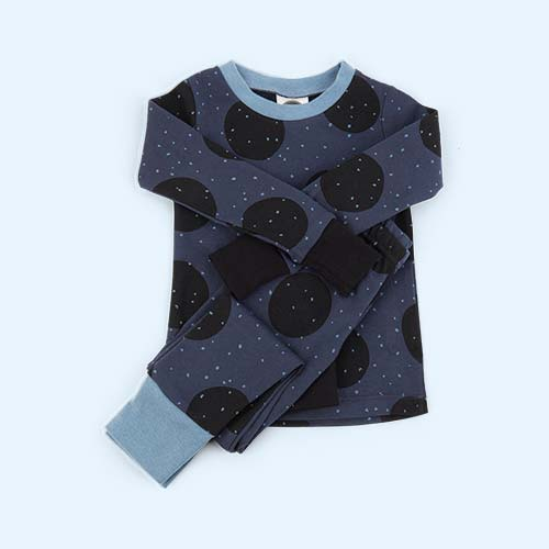 India Ink Spot The Bright Company Slim Jyms Pyjamas