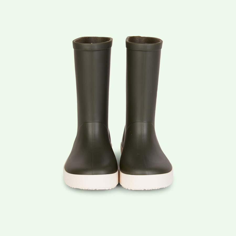 Khaki igor Splash Nautico Wellies