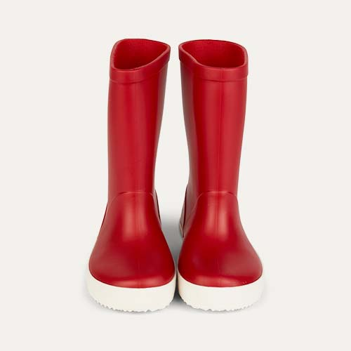 Rojo igor Splash Nautico Wellies