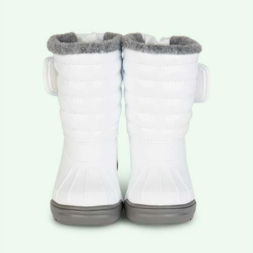 White igor Topo Ski Boot