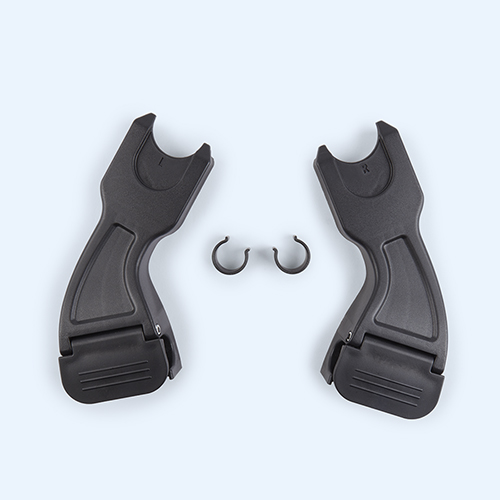 Black Mountain Buggy Mini & Swift Car Seat Adaptors