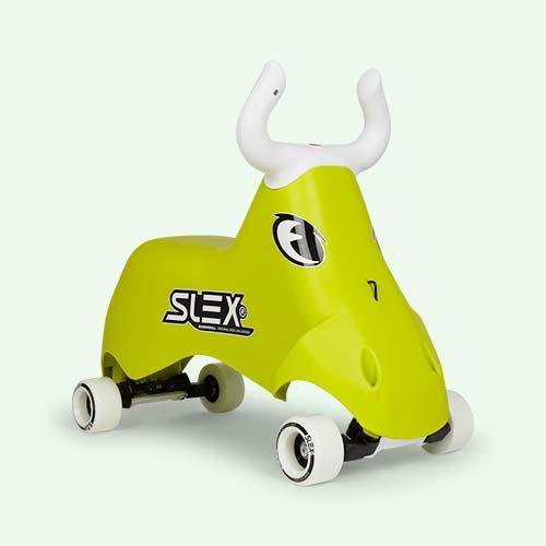 Lime SLEX Rodeobull Ride-On